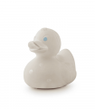 Elvis the Duck Silver Dots