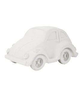 Carl the Car XL Blanc