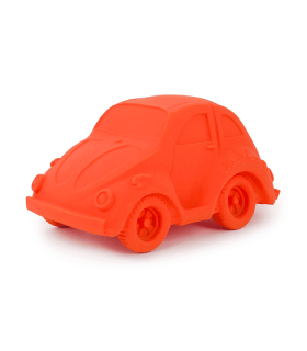 Carl the Car Orange