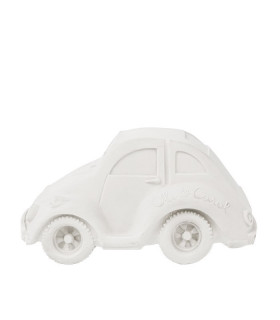 Carl the Car White