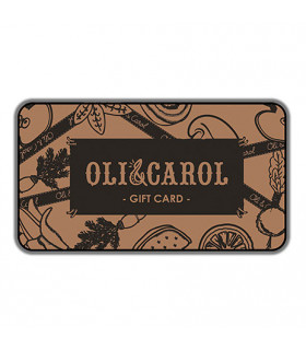 Oli&Carol Basic Gift Card