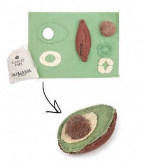 DIY Arnold The Avocado