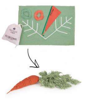 DIY Cathy The Carrot